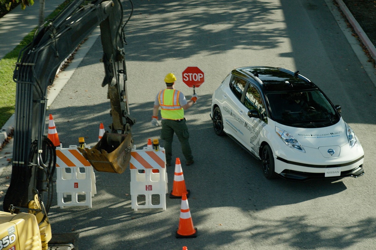 Nissan uses NASA rover tech to remotely oversee autonomous car | New ...