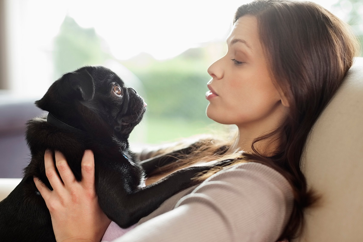 This is why you can't help babbling to your dog like it's a baby