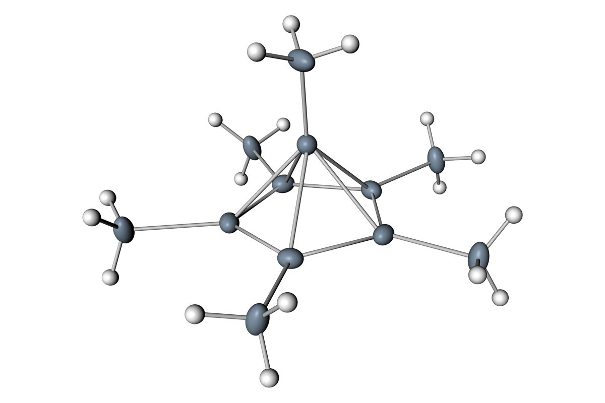 Carbon seen bonding with six other atoms for the first time   New ...