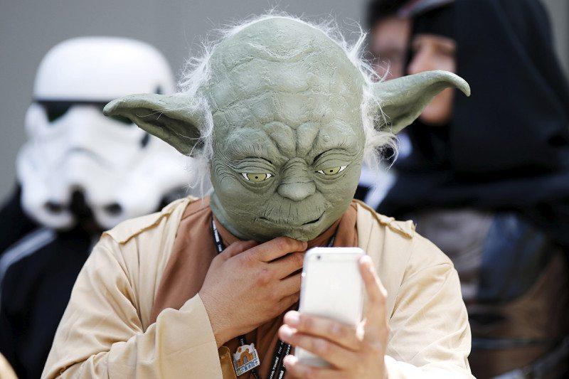 Yoda personified