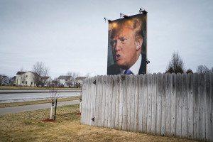 Trump poster