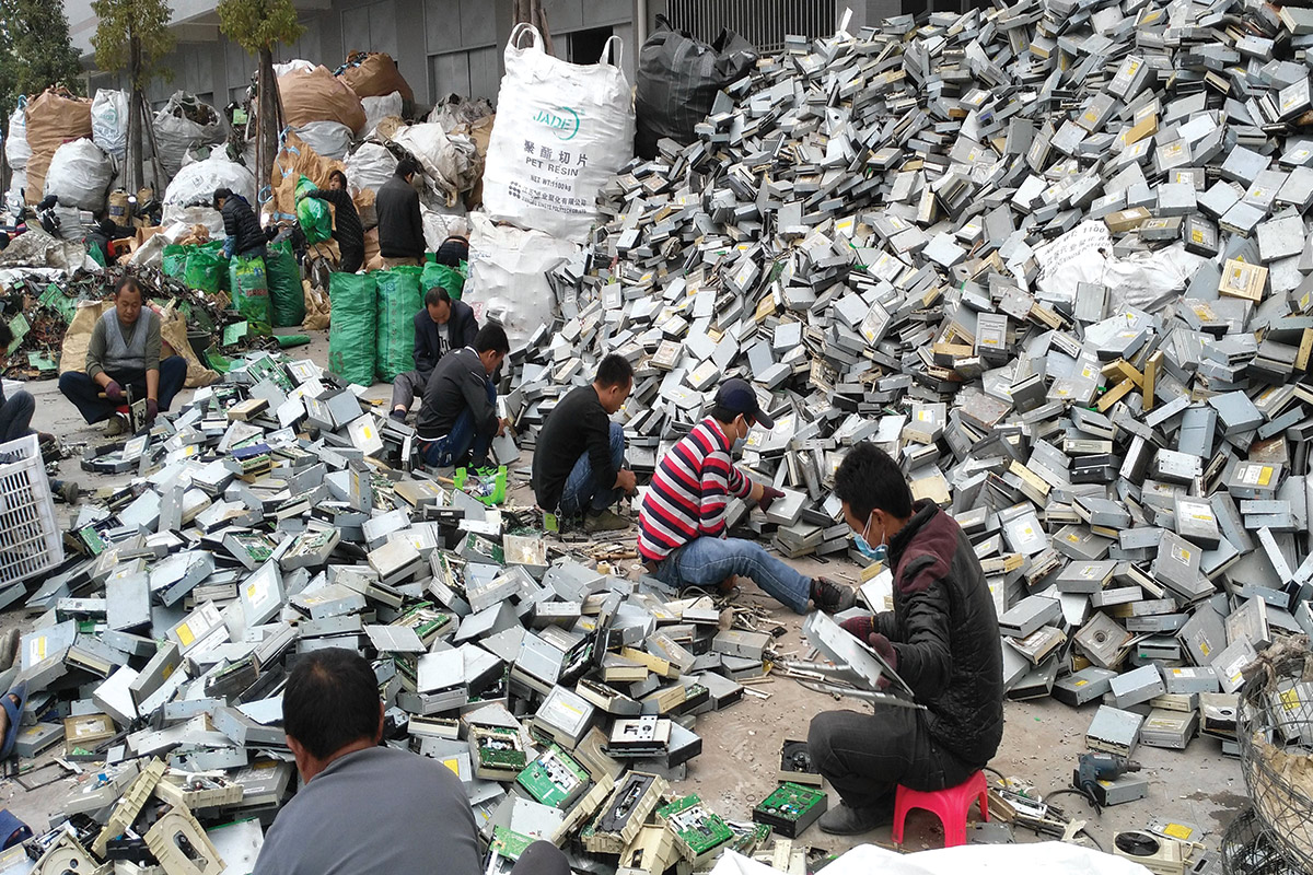 e waste What is e-waste the growing demand for consumer electronic equipment and the marketing of new features has caused rapid growth in the generation of unwanted electronics, known as electronic waste, or e-waste the term e-waste can include computer equipment, televisions, printers, fax machines, telephones, etc basically.