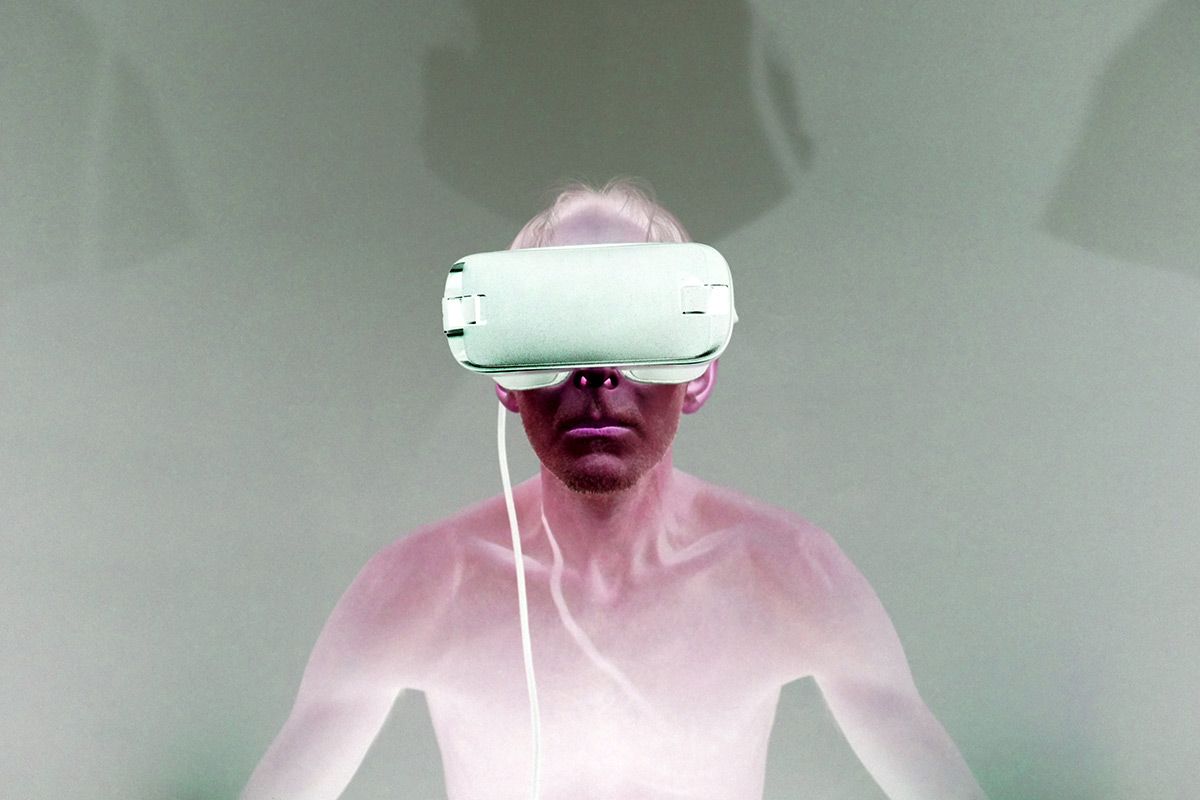 Virtual out-of-body experience reduces your fear of death
