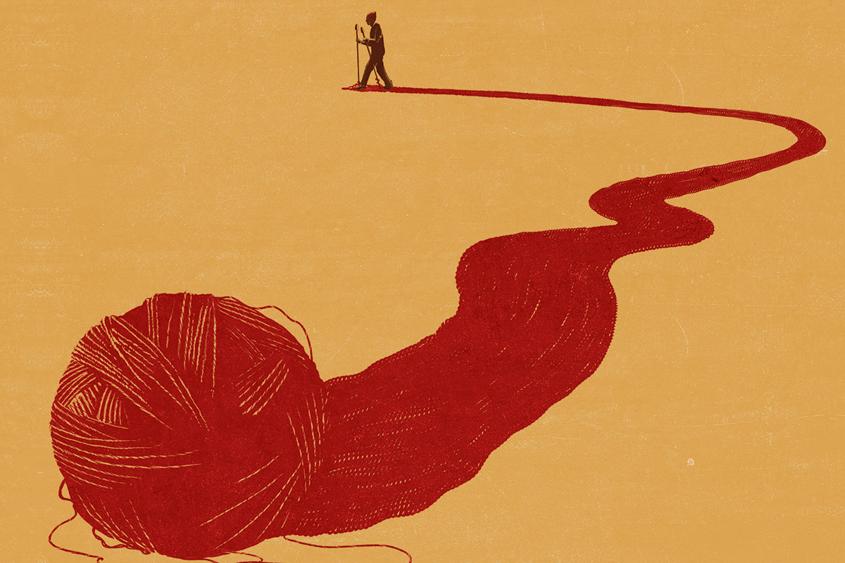 A meaning to life: How a sense of purpose can keep you healthy