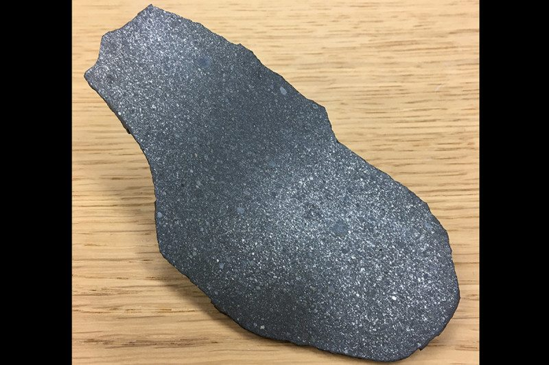 A meteorite from the Sahara