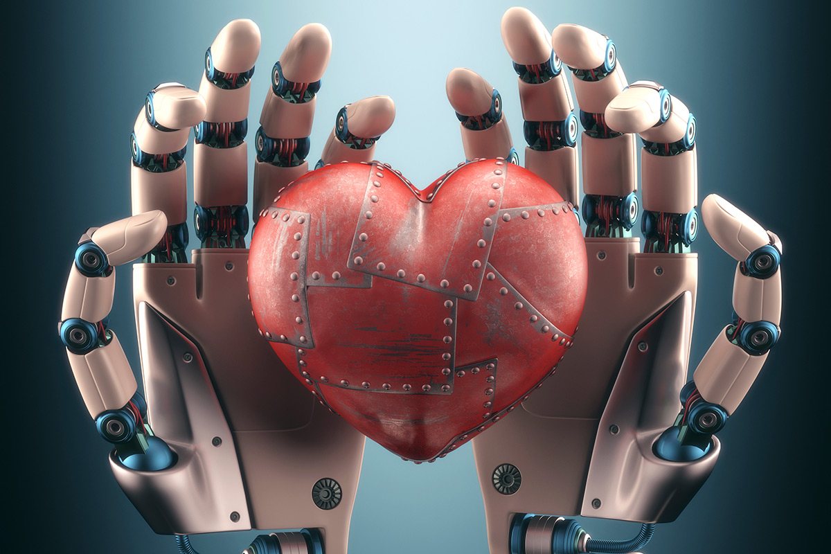 AI agony aunt learns to dole out relationship advice online