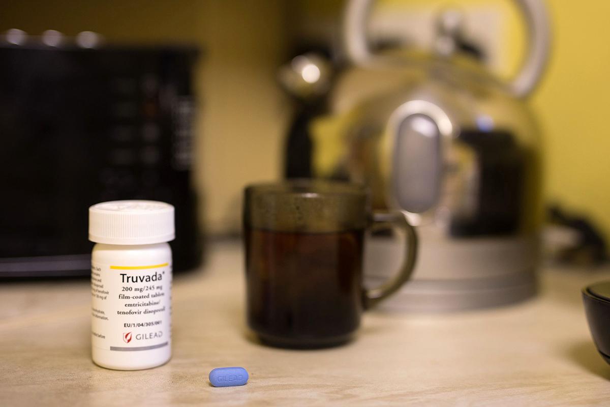 PrEP Truvada drugs