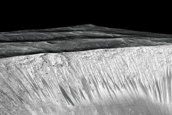 frozen Mars
