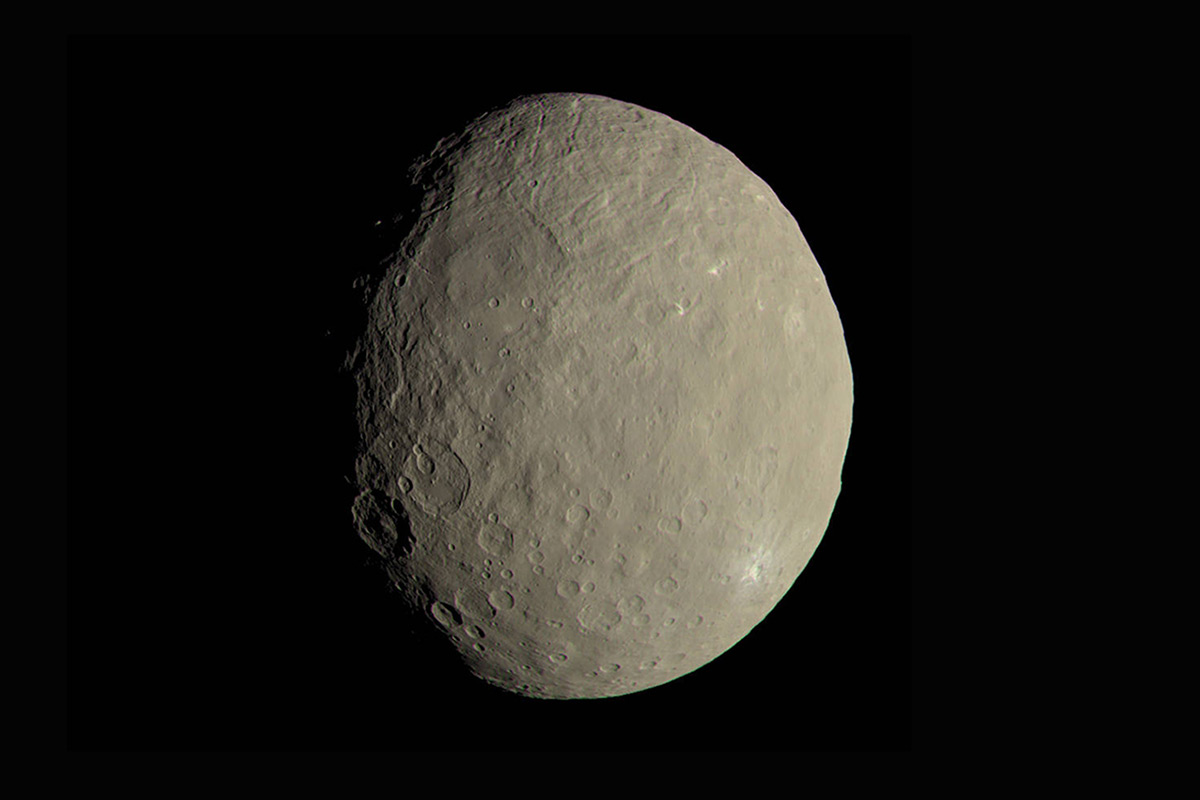 Dwarf planet Ceres has 'key ingredients for life'