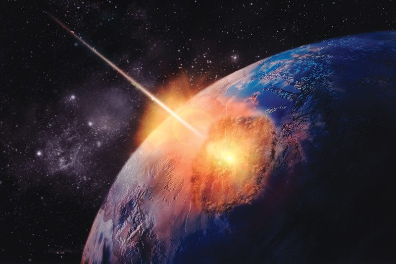 The greatest danger asteroids pose to us is not from the ...