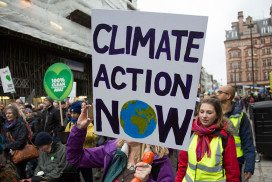 Most people support action on climate