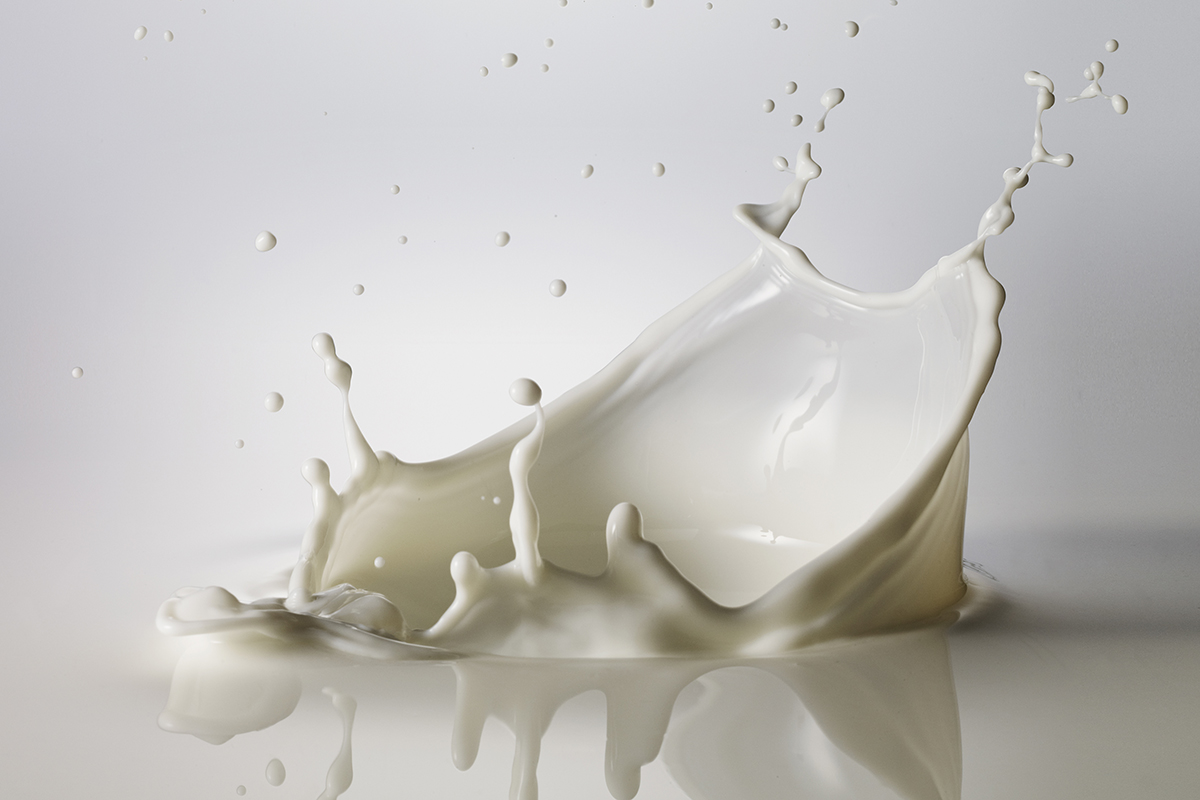 Good hydrations: Does milk make healthy brains and bones?