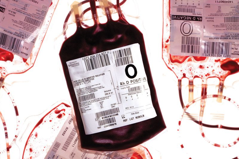 blood packs