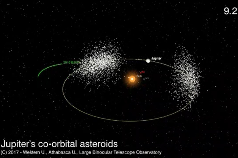 jupiter destroying asteroids - photo #40