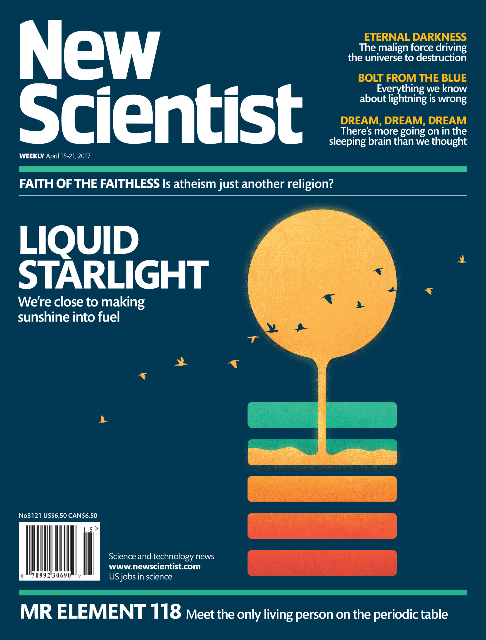 Issue new scientist issue 3121 magazine cover date 15 april 2017 gamestrikefo Images