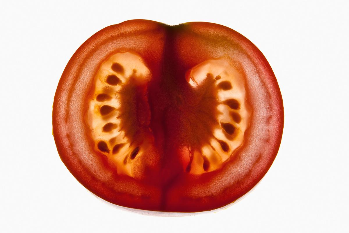 Seedless tomato