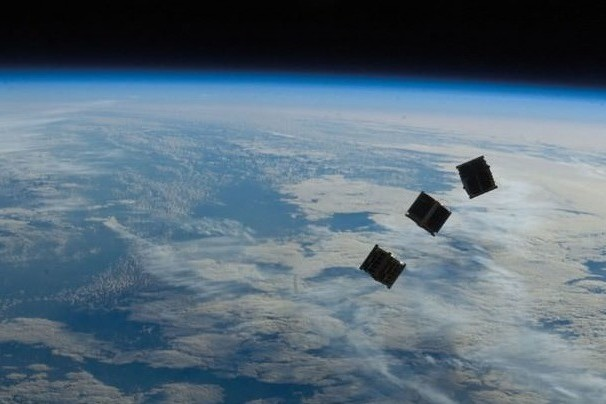 Satellite swarms could increase space junk risk by 50 per cent