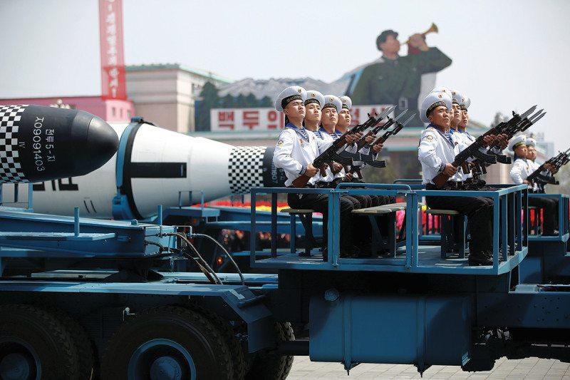 Korea missile