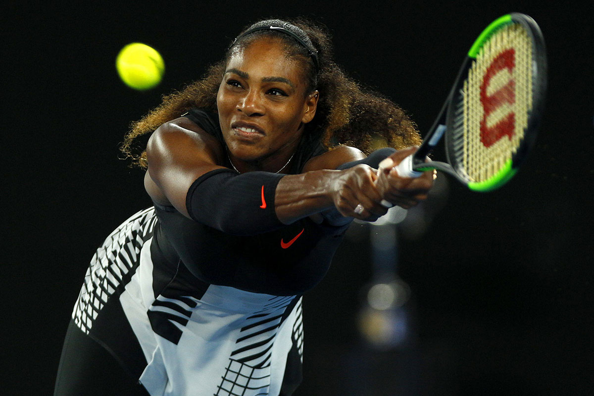 How pregnancy could affect an elite athlete like Serena Williams