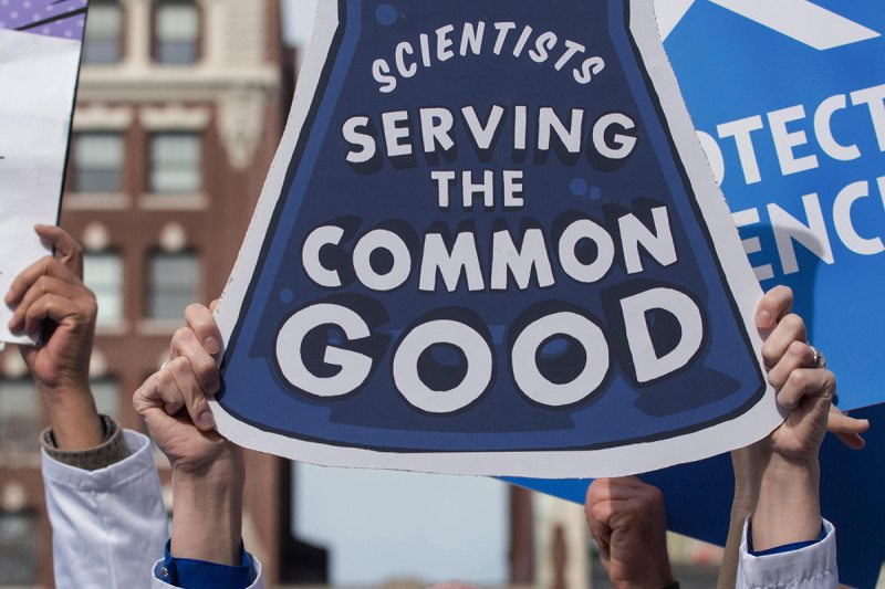 March for Science events set around region for Earth Day