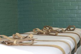 A table used for lethal injectoon