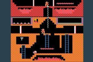 Screenshot from the Atari game Montezuma's Revenge
