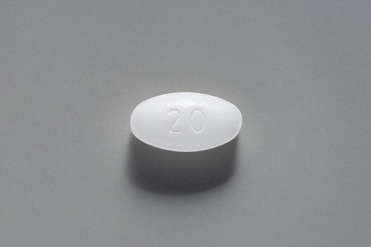 A statin pill