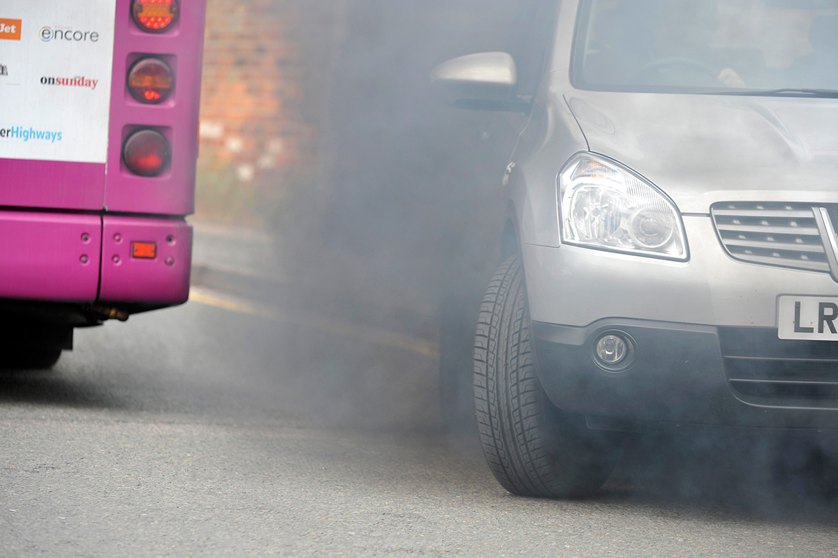 Diesel emissions contribute to thousands of early deaths