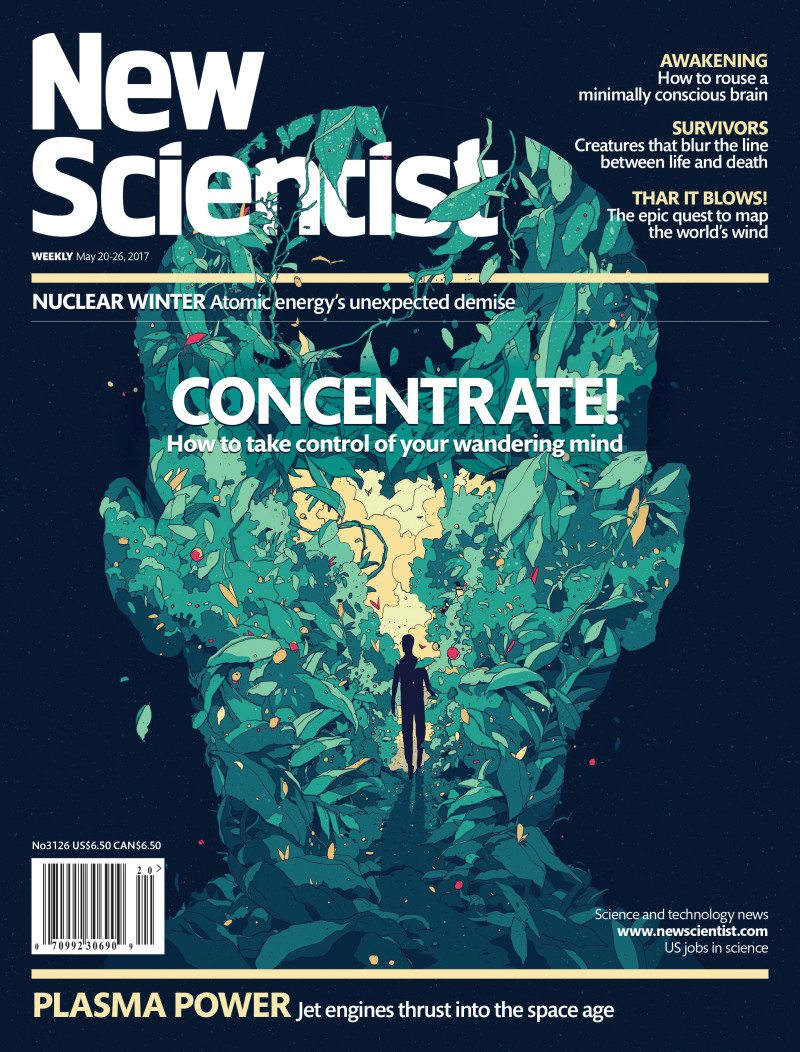 New Scientist concentrate  cover