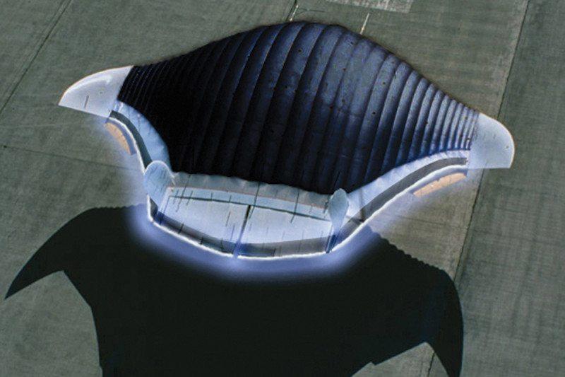 plasma plane