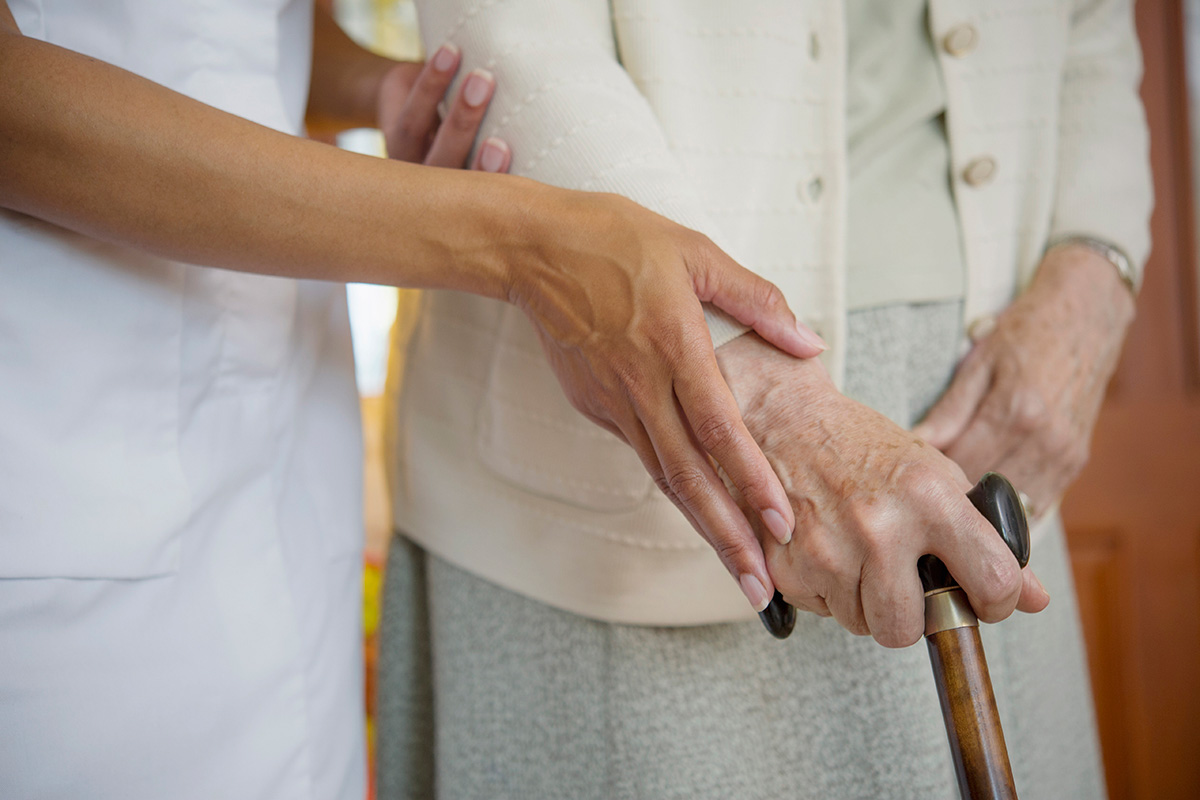 Care for people over the age of 65 is direly underfunded