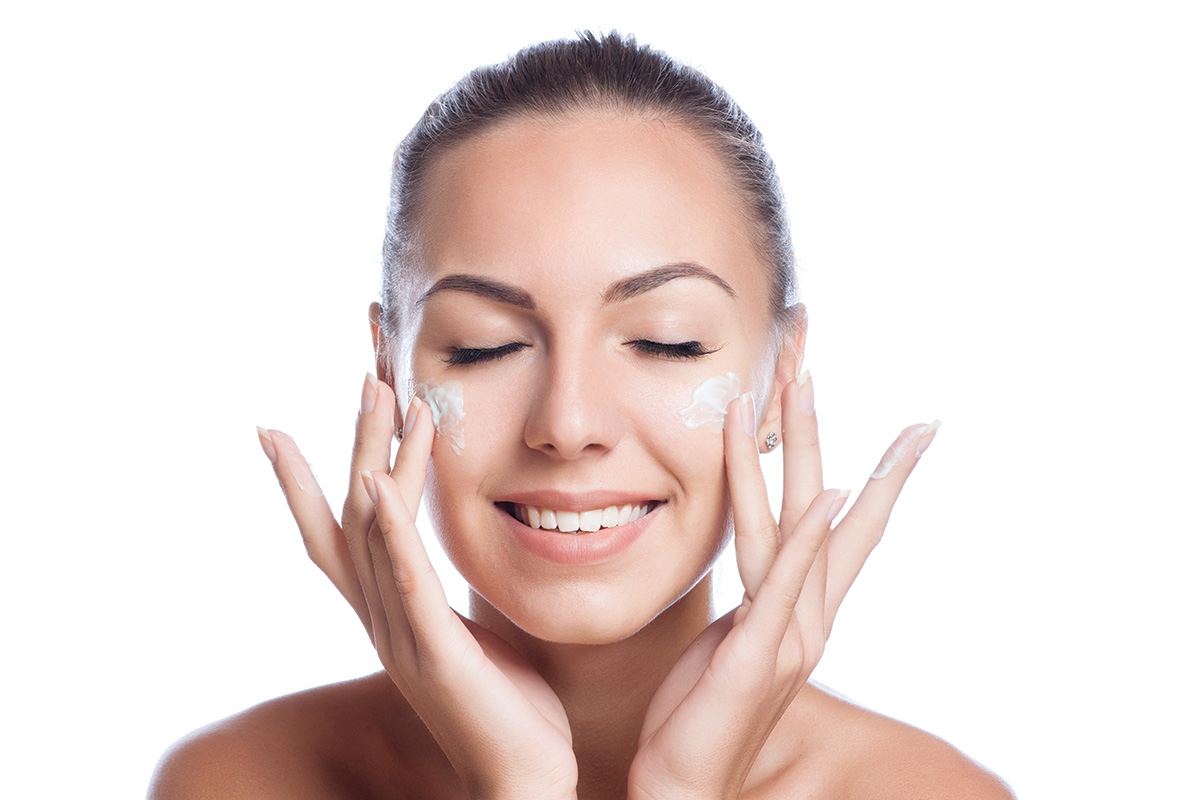 Natural Skin Care Application