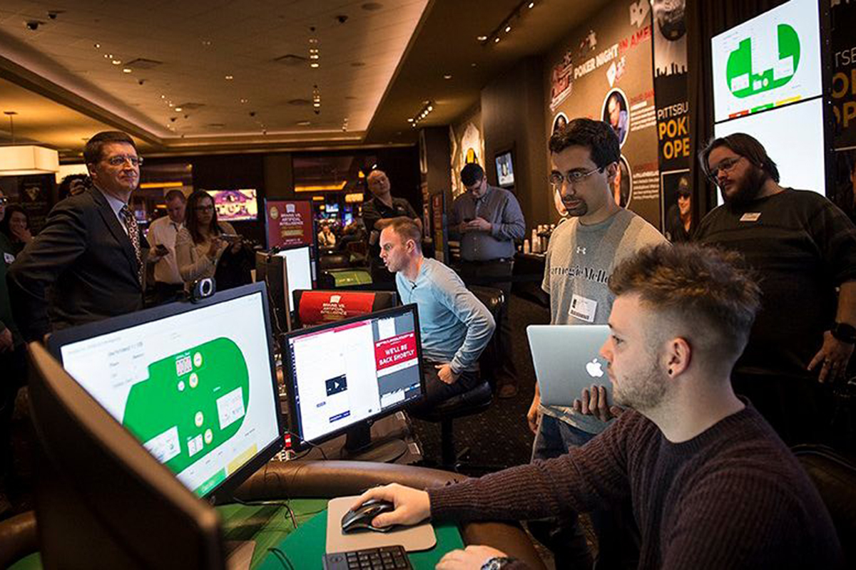 Liberatus beat top poker players