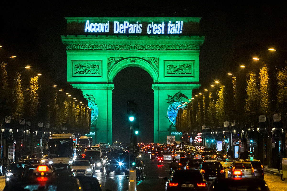 Trump ditching Paris climate deal isn't the end of the world