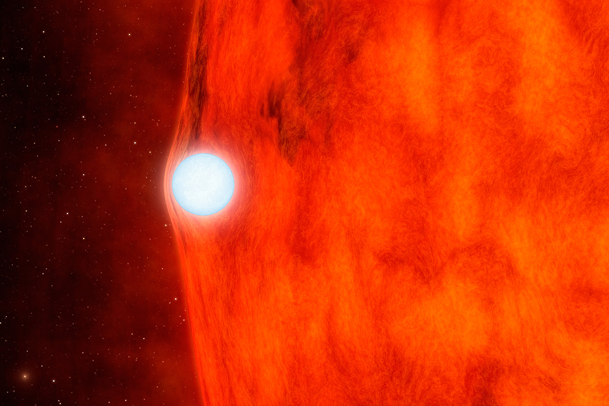 Einstein's theory provides new technique to size up stars