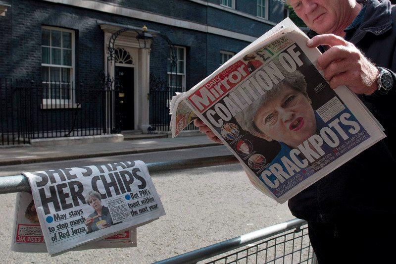 Daily Mirror newspaper
