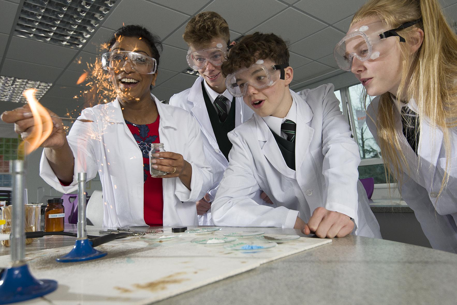 DforE chemistry