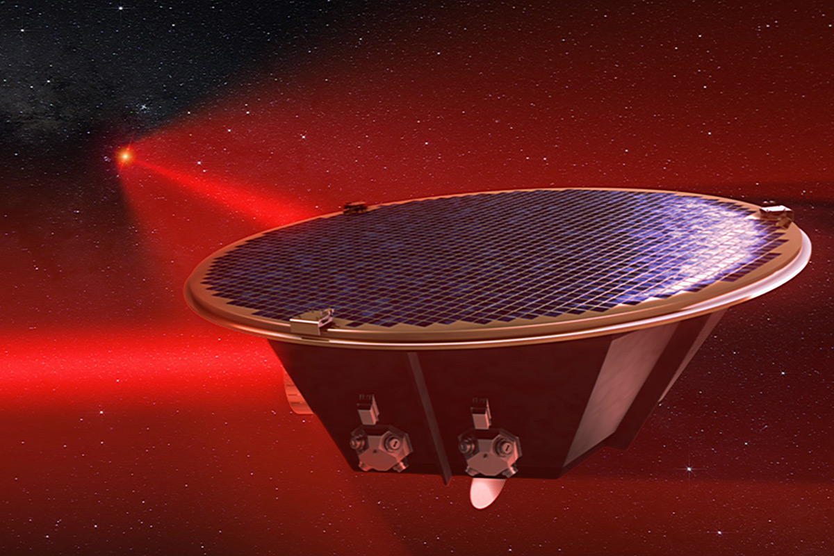 ESA approves gravitational-wave hunting spacecraft for 2034