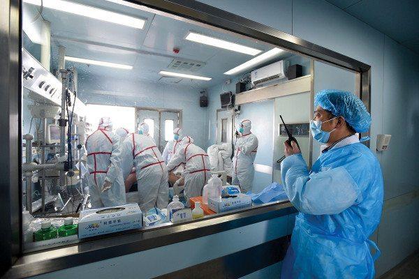 bird flu patient in China
