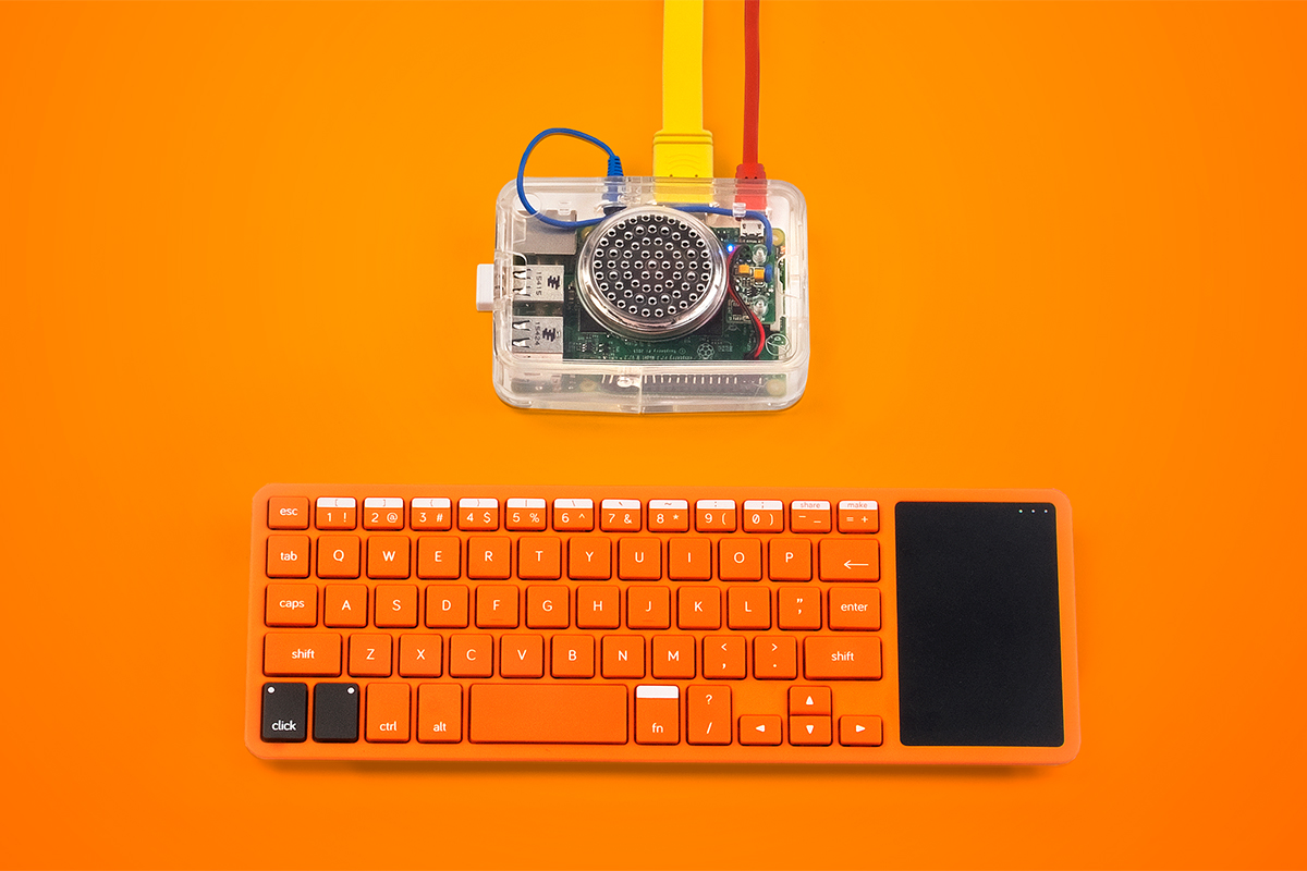 Win the do-it-yourself computer kit from Kano that anyone can build