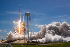 SpaceX launch on 23 June