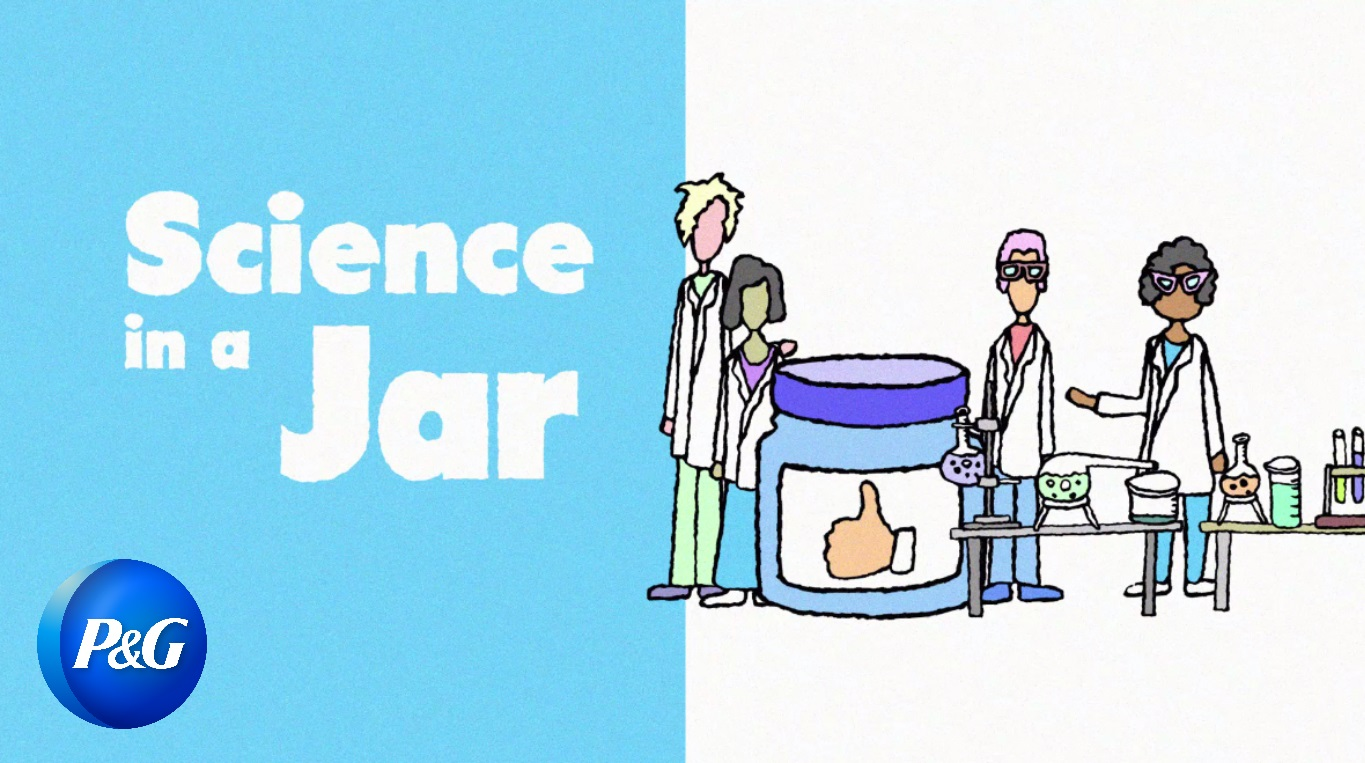 Video: science in a jar