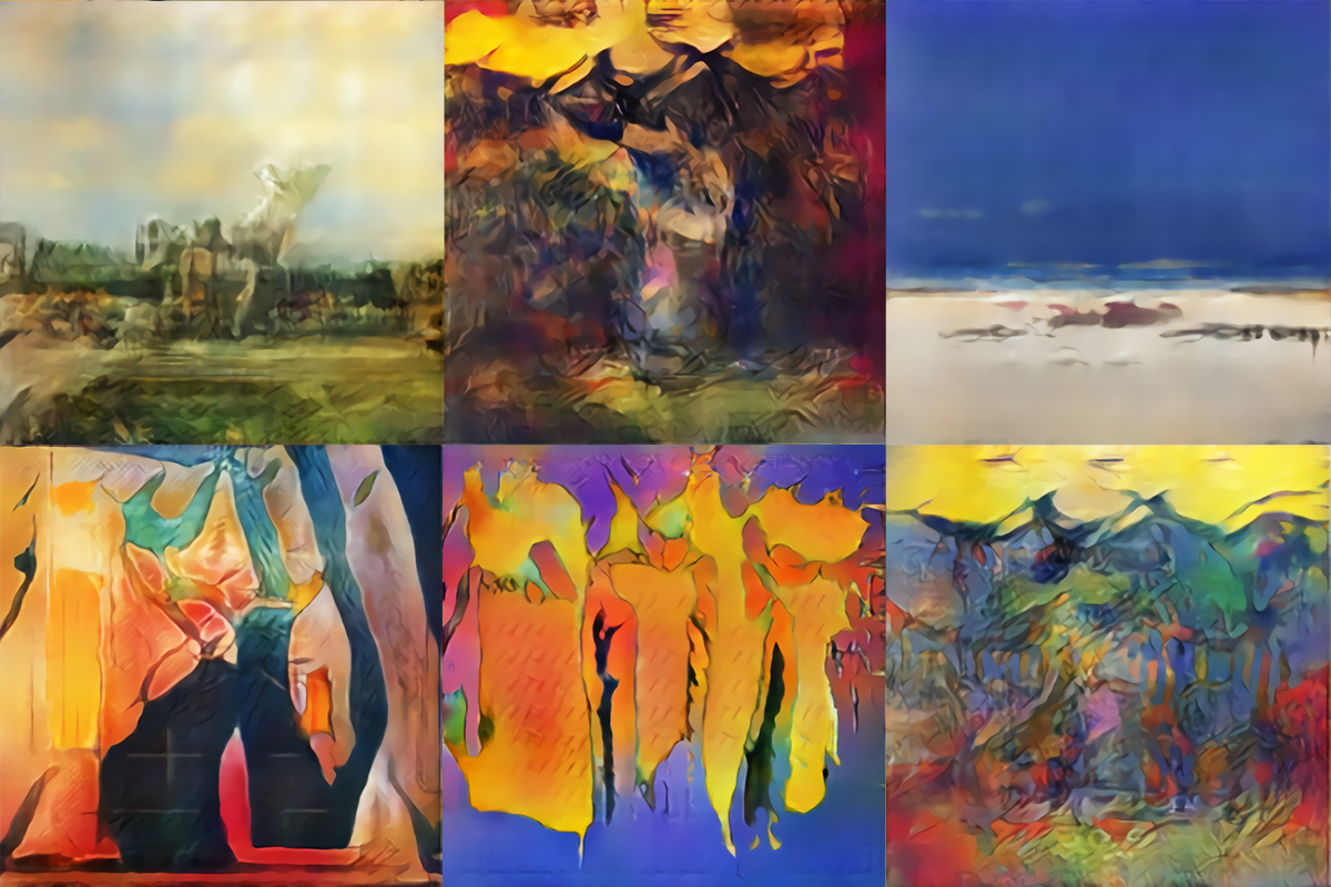 AI painter