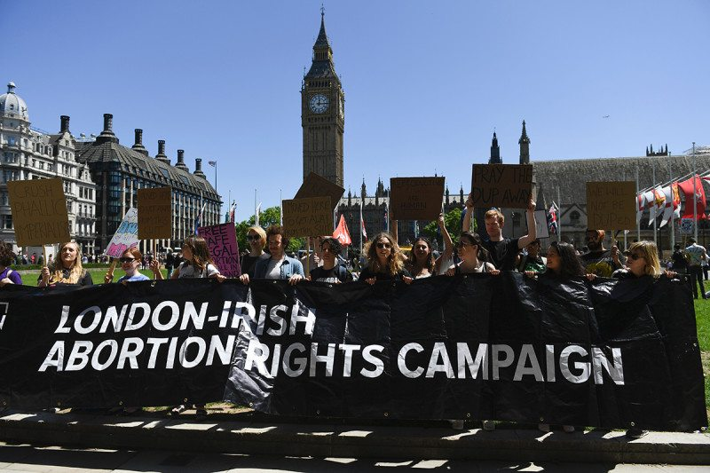 Anti-abortion groups hail judges' ruling that politicians should decide law