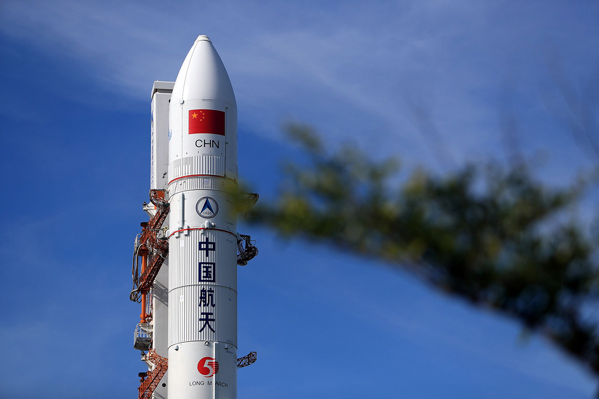 Rocket Failure May Delay China's Space Station And Moon
