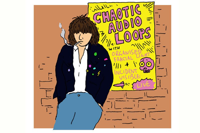 audio loops cartoon