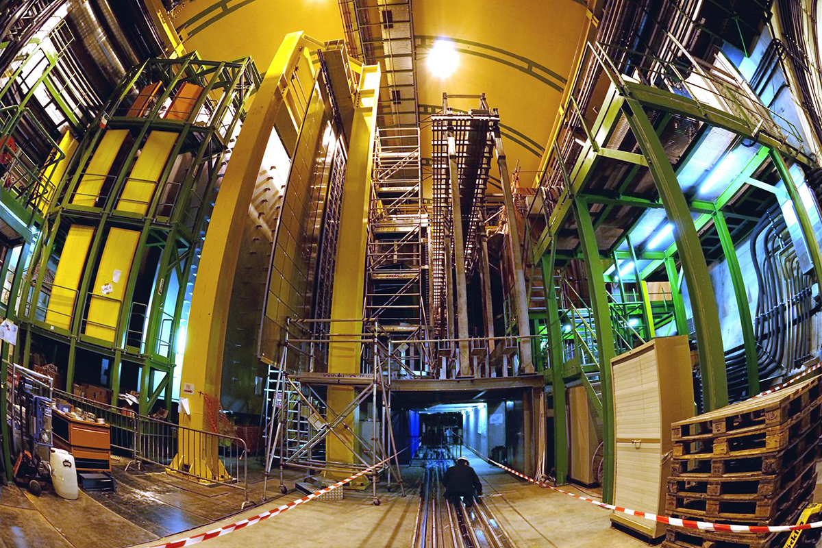 Cern finds new 'charmed' particle