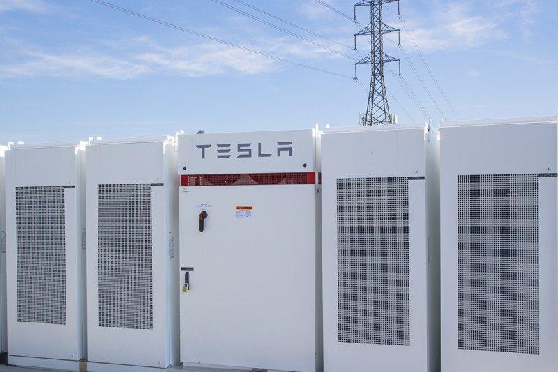 Risultati immagini per tesla largest world battery