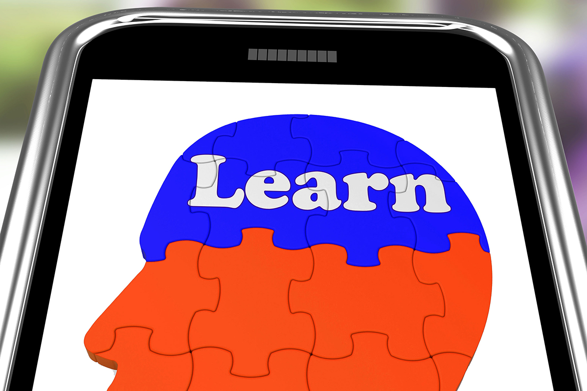 A brain-training app