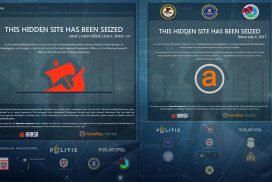 Hansa was one of the two dark web marketplaces to be taken down by police